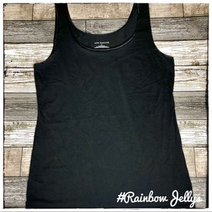 Satin hemmed NWOT Tank Top